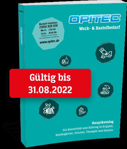 OPITC Hauptkatalog 2018/19 - Mehr als 700 Seiten mit rund 8.000 Artikeln, Trends und Inspirationen!