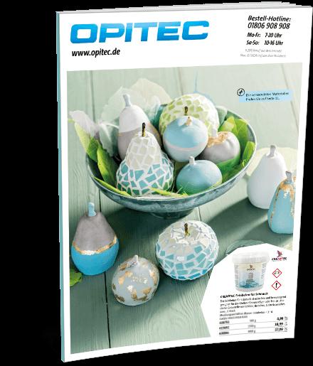 OPITEC Herbst-Prospekt 2019